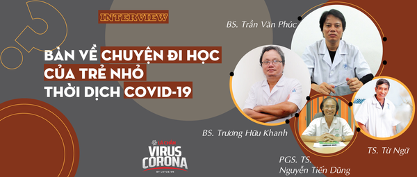 Bàn về chuyện đi học của trẻ nhỏ thời dịch COVID-19 - Lá chắn virus Corona - Blog
